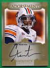 2011 Exquisite Collection CAM NEWTON AUTOGRAPH Panthers 44 45