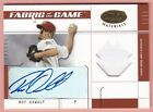 2003 Leaf Certified ROY OSWALT AUTOGRAPH JERSEY RARE 01 100 (ONLY 5 SIGNED)