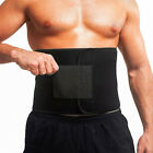 Waist Trimmer Exercise Wrap Belt Burn Fat Sweat Weight Loss Body Slimming FP