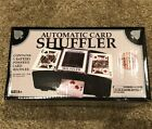 automatic card shuffler 1 2 decks