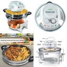 Oil Less Air Fryer Electric Healthy Deep Large Family Cooker High Speed Cook 12L