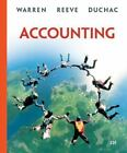 Accounting (Available Titles CengageNOW), Warren, Carl S., Reeve, James M., Duch