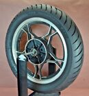 1987 87 Suzuki GS450L GS450 L GS 450 rear wheel and tire