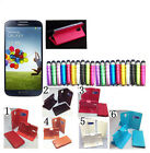 LEATHERETTE CARD COVER CASE WALET SAMSUNG GALAXY COMPLIANT NOTE 3