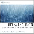 RAINSTORM: Water, Wind, Rainfall Sounds & Distant Thunder for Relaxation NEW CD!