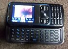 Samsung RANT SPH M540 Sprint Camera QWERTY Slider Cell Phone Parts Repair