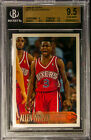 1996-97 Topps 171 Allen Iverson RC Rookie BGS 9.5 76ers Nuggets Grizzlies