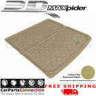 All Weather MAXpider Cargo Tray Mat Liner Mercrdes ML-CLASS W164 06-11 KAGU TAN