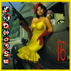 Madhouse - 16 Album CD (1987) PRINCE EXTREMELY RARE Very Good Plus (VG+)