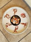 Vintage Fire King Promotional Esso Exxon Tony Tiger Tray