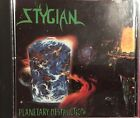 Stygian- Planetary Destruction (1992 CD) Midas Touch, Cyclone Temple, Evildead