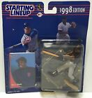 (TAS035185) - 1998 Kenner Starting Lineup Action Figure - MLB - Barry Bonds
