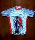 Brand New ICO The Punch Cycling jersey Bernard hinault la vie claire look TDF