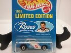 Hot Wheels 1992 Limited Edition Roses Discount Store Tommy Houston #6 Race Car