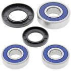 Suzuki SV650A ABS 2003-2009 Rear Wheel Bearings And Seals