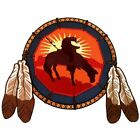 Dreamcatcher Embroidered Patch Native American End Of The Trail Icon Large