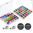 72 Slot Drawer Matchbox Storage Case Thread Jewel Bead Crafts Wheel Organizer
