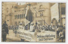 COCA-COLA PARADE FLOAT REAL PHOTO POSTCARD SAN ANTONIO EARLY 1900s BOTTLER PROMO