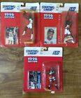 NBA Starting Lineup 1996 Shaquille O'Neal Clyde Drexler Mutombo Lot of 3 figures