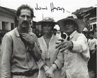 DIRECTOR WERNER HERZOG SIGNED AUTHENTIC 8X10 PHOTO COA FITZCARRALDO GRIZZLY MAN