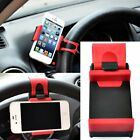 Car Steering Wheel Clip Mount Phone Holder For HTC 10 U11 Evo U Play X10 X9
