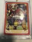 Robert Griffin III 2013 Topps Magic Auto 1 1 Red #200 Autograph One Of One