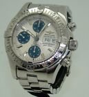 BREITLING AUTOMATIC 42mm STAINLESS STEEL SUPEROCEAN CHRONOGRAPH WATCH A13340