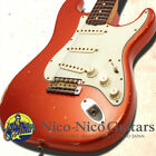 Fender Custom Shop 2007 TBC '60 Stratocaster Relic NAMM Used  FREE Shipping