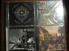 ODON SOTERIAS 2 DIFFERENT DRUID ROOTS DANIEL RYAN  LOT OF 20 CDS 5 OF EACH NEW