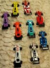 LoT 9 COLLECTIBLE METAL PLASTIC RACE CARS 1990'S TOYS STOCK CARS