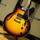 Gibson Memphis ES-335 Dot Reissue / Vintage Sunburst '10 Used  FREE Shipping