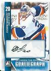 2013-14 ITG Between the Pipes Hockey Cards 49
