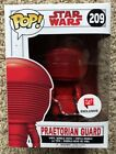 FUNKO POP STAR WARS LAST JEDI SERIES PRAETORIAN GUARD WALGREENS EXCLUSIVE