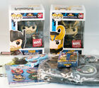Funko Pop: Marvel Collector Corps Thor - Ragnarok Complete Sealed New Box