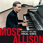 Mose Allison Complete 1957 1962 Vocal Sides All Of Allison CD Used Like New
