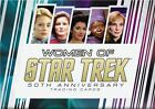 2 x Women of Star Trek 2017 50th Anniversary sealed box