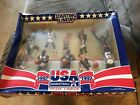 1992 Starting Line-Up Olympic Dream Team w Michael Jordan Larry Bird