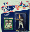 Rare 1989 Kenner Starting Lineup SLU - BILLY HATCHER - Houston Astros - MOMC