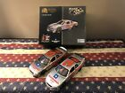 Brookfield Dale Earnhardt #3 GM Silver Select 1995 Monte Carlo 2 Car Set 1:24