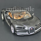 Maisto Bugatti Chiron 124 Diecast Model Toy Car 31514 Grey