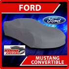 Ford Mustang Convertible Car Cover - Ultimate Custom-fit Weather Protection