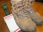 Red Wing 2240 King Toe Boots Leather Work Mens Size 105 EE Safety Boot WORN