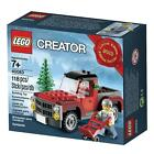LEGO 40083 CREATOR LIMITED EDITION CHRITSMAS TREE TRUCK SET 2 OF 2 NIB