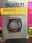 Swatch Guard Too Large Black