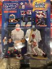 MIKE PIAZZA/IVAN RODRIGUEZ MLB STARTING LINEUP CLASSIC DOUBLES 1998 SERIES