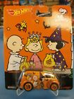 2015 Hot Wheels Pop Culture Peanuts Halloween Quick D livery With Real Riders