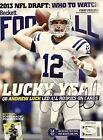 Andrew Luck Cards, Rookie Cards  and Autographed Memorabilia Guide 51
