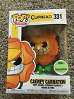 Cuphead Cagney Carnation Funko POP 2018 Spring Convention Exclusive ECCC