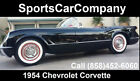 1954 Chevrolet Corvette 1954 CHEVROLET CORVETTE FRAME OFF RESTORATION STUNNING TOP TO BOTTOM CALL TODAY