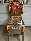 Bally FIREBALL II  pinball machine. Plays great with voice
